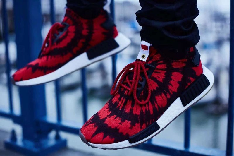 Unisex Adidas Originals NMD 2016 Spider Man Running Trainers