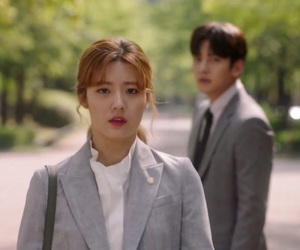 couple, drama, and korean image