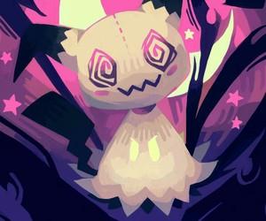 pokemon and mimikyu image