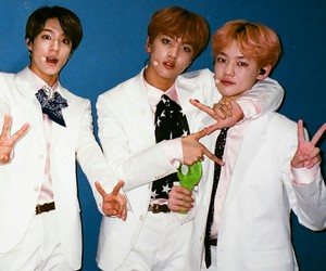 smtown live, chenle, and jeno image
