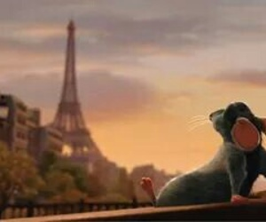 disney, paris, and ratatouille image