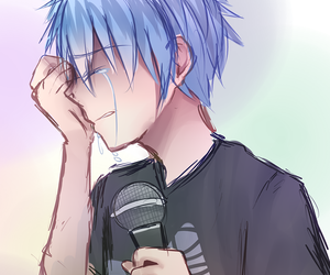 attached, tears, and knb image