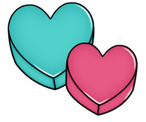 cry baby, green, and heart image