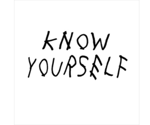 Drake and know yourself image