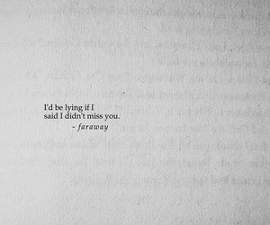 lying, missing, and poetry image
