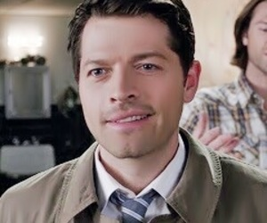 icons, supernatural, and castiel image
