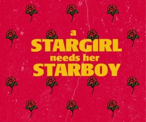 stargirl, starboy, and aesthetic image