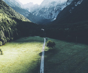 epic, mountains, and nature image