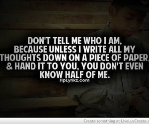 quote, me, and life image