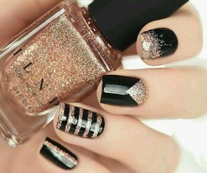 beautiful, nail, and nice image