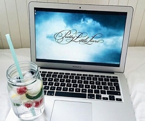 pretty little liars, drink, and pll image