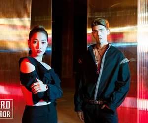 k-pop, bm, and rumor image