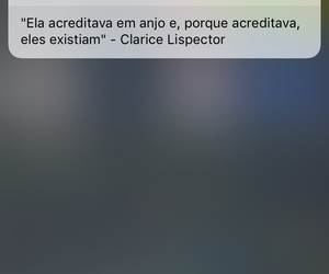 lispector, clarice, and frases image