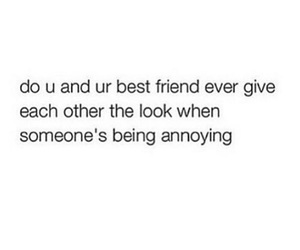 quotes, best friends, and look image