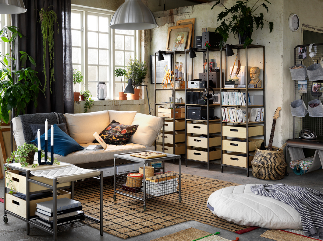 Choice - Wohnzimmer - Wohnzimmer - IKEA on We Heart It