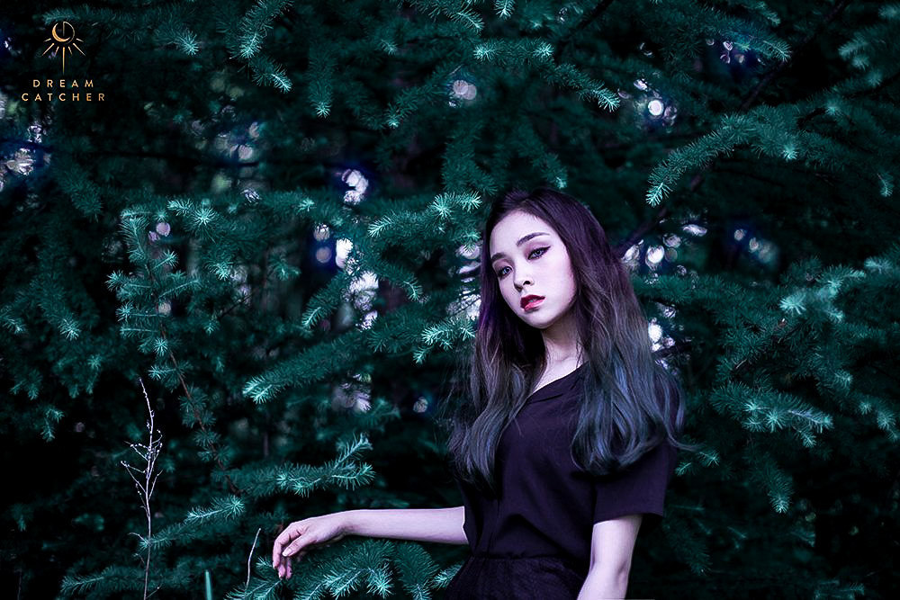 dreamcatcher, gahyeon, and kpop image