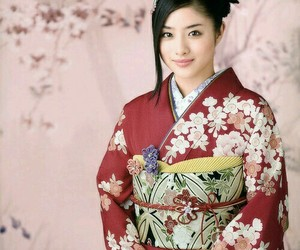 beautyfull, cherry blossom, and japán image