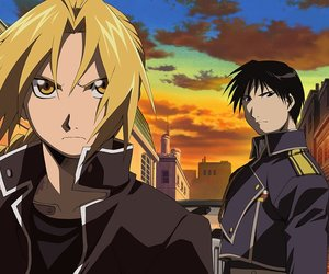 anime, ed, and fullmetal alchemist image