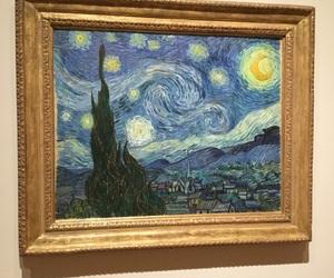 art, van gogh, and MOMA image