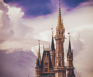 disney and magic kingdom image
