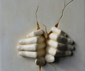 art, freedom, and hands image