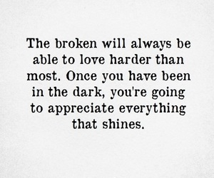 always, shine, and broken image