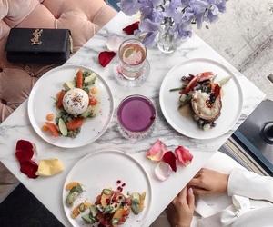 fashion, travel, and food image