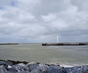belgium, cloud, and ostend image