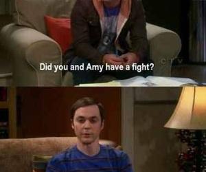 funny, big bang theory, and amy image