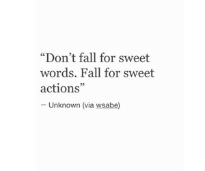 quote, Action, and fall image