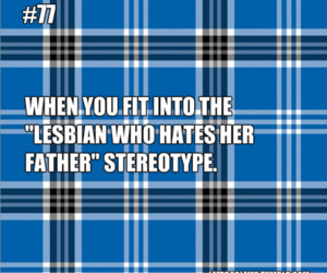 father and lesbian image