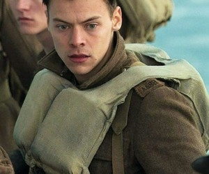 movie, Harry Styles, and dunkirk image