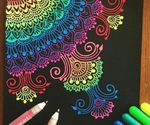 mandala and arte image