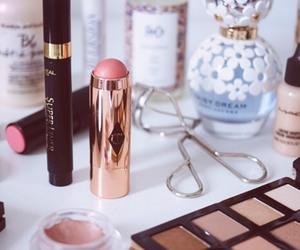 girls, lipstick, and make up image