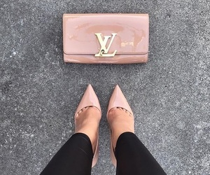bag, shoes, and louboutin image