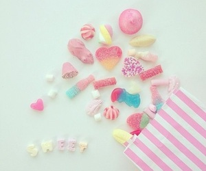 candy, sugar, and japanese candy image