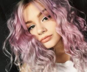pink, bri nicole, and beauty image
