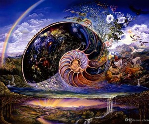 art, fantasy, and josephine wall image