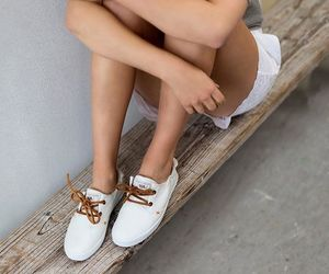 fashion, shorts, and trend image