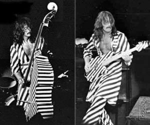 bassist, jethro tull, and bass image