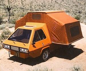 70's, roadtrip, and van life image
