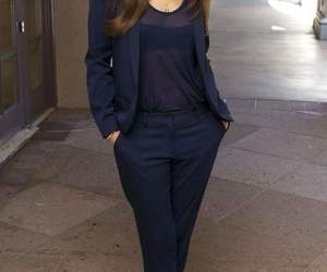 fashion, Mila Kunis, and outfit image