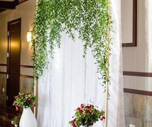 nature, photobooth, and wedding image
