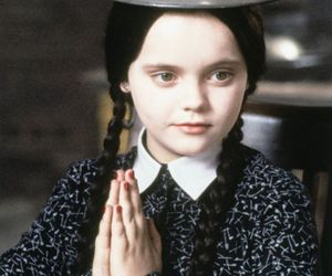addams, the addams family, and wednesday addams image
