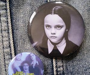 black and white, christina ricci, and girl image