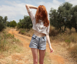 girl, outfit, and pretty image