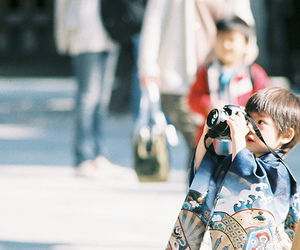 asian, child, and japan image