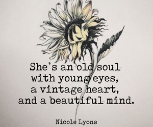 quotes, old soul, and poetry image