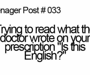 teenager post and doctor image