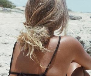 baby, bikini, and paradise image